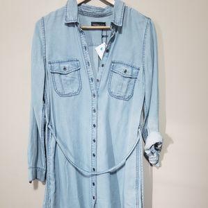 NWT Parasuco Shirt Dress
